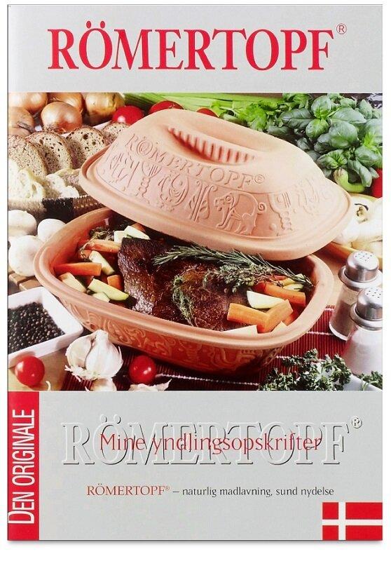 Opskriftsbog til Römertopf