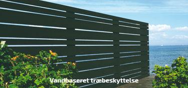 vandbaseret træbeskyttelse