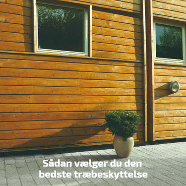 bedste træbeskyttelse