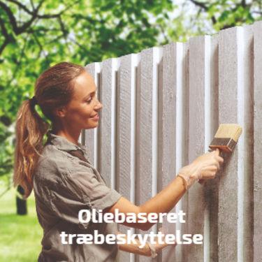 oliebaseret træbeskyttelse