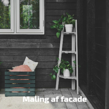 maling af facade