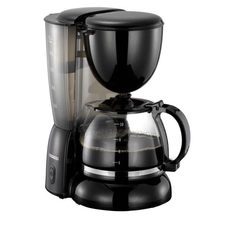 Melissa kaffemaskine 1,25L sort