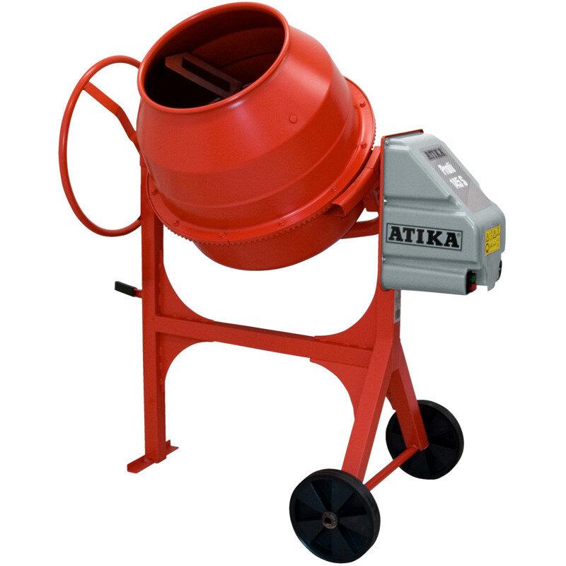 Atika Profi blandemaskine orange 145 L