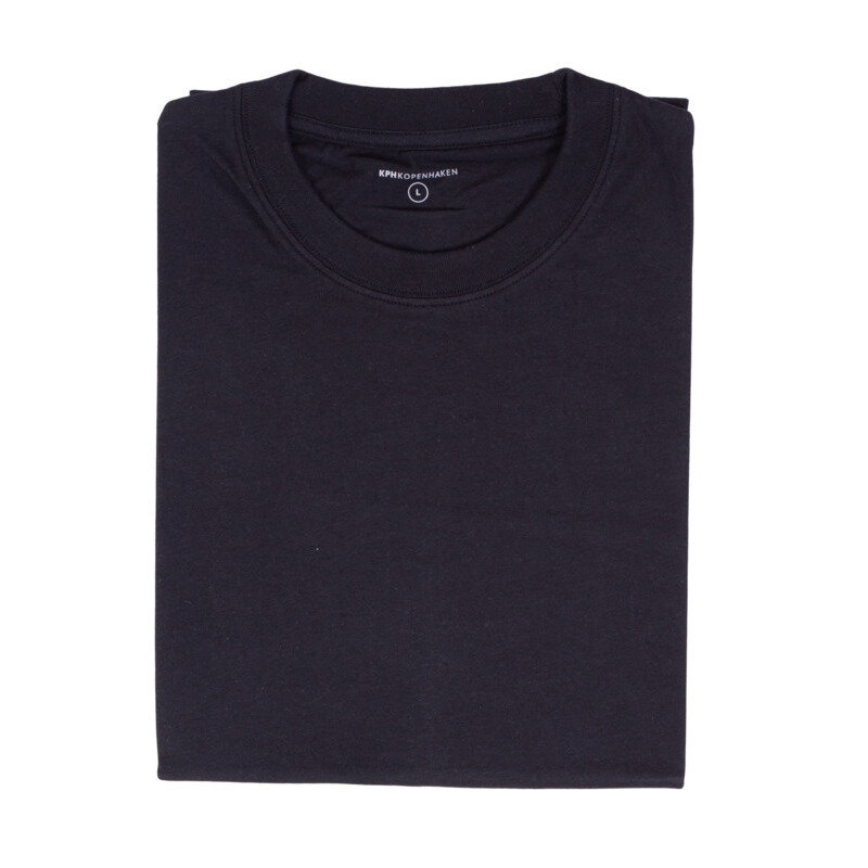 KPH Goss t-shirt str. S sort