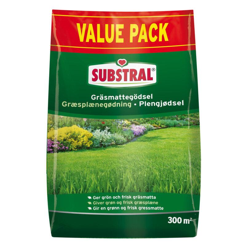 Substral græsplænegødning, 7,5 kg