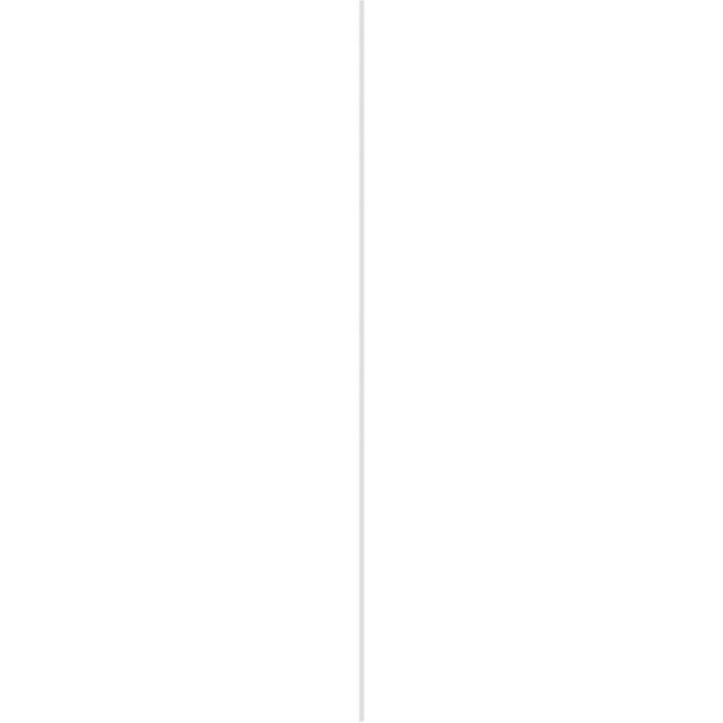 Scanbad Match magnetliste til D brusevæg 198,5 cm