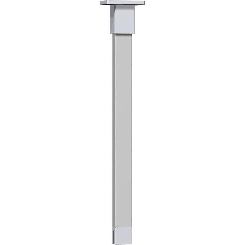 Scanbad stang 100 cm til loftsmontage t/Match D (fast væg)
