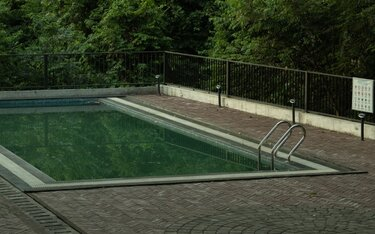 alger i pool