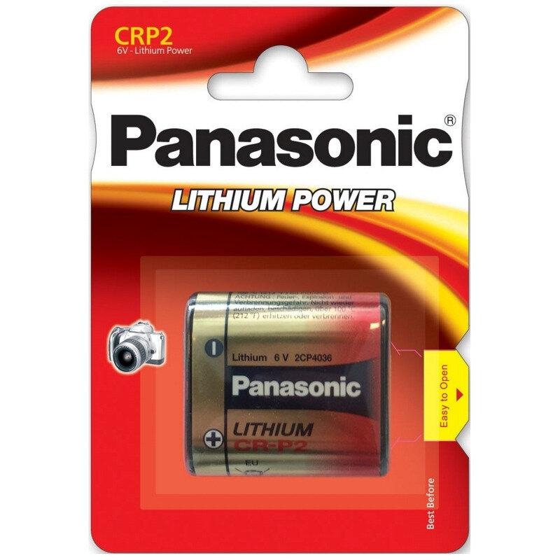 Panasonic CR2 batteri