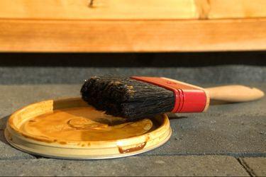 træbeskyttelse pensel