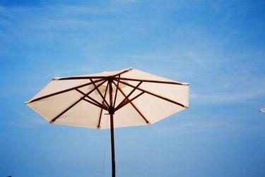 stor parasol