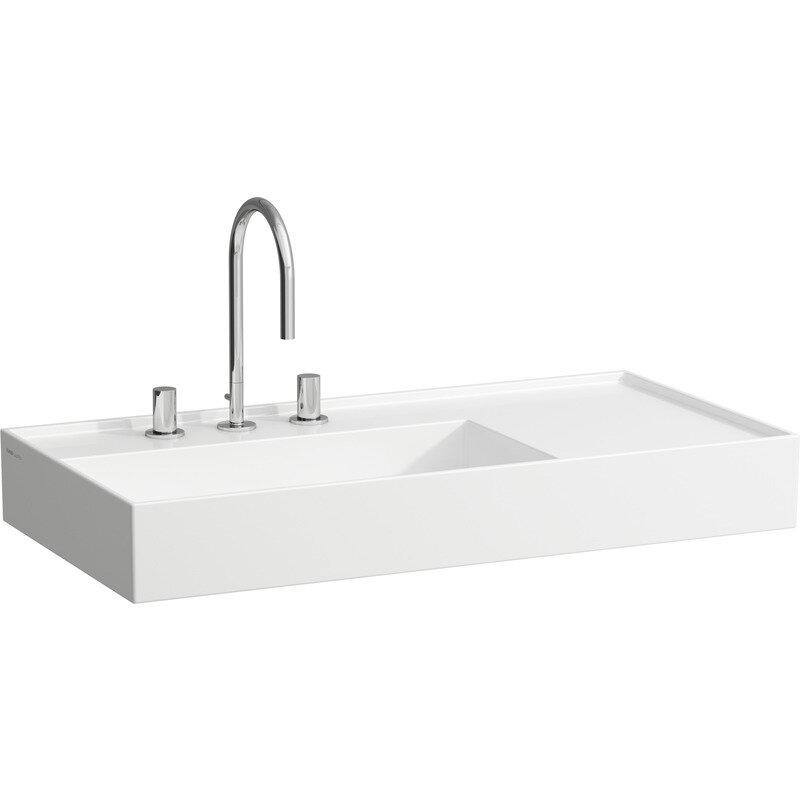 Laufen Kartell håndvask 530x10x900 mm hvid