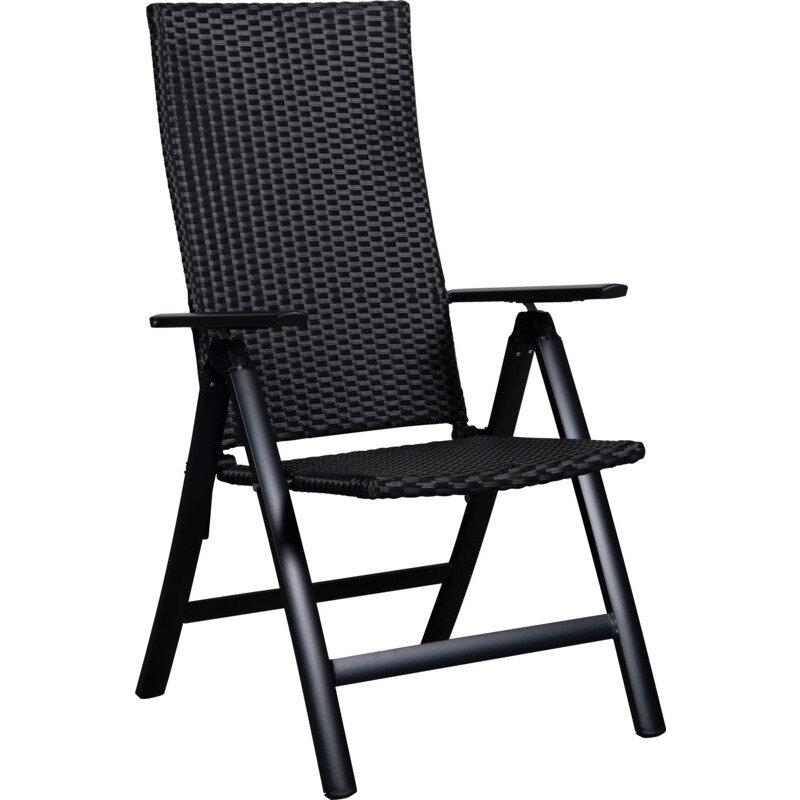 Bogense positionsstol, sort