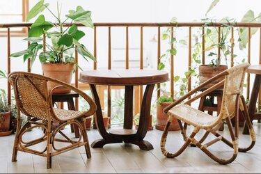 havemøbler til altan