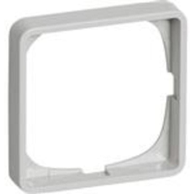 LK Fuga baseline 50 ramme 1 modul lysegrå