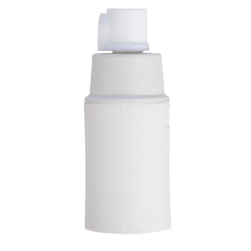 E-Line fatning E14 hvid blister