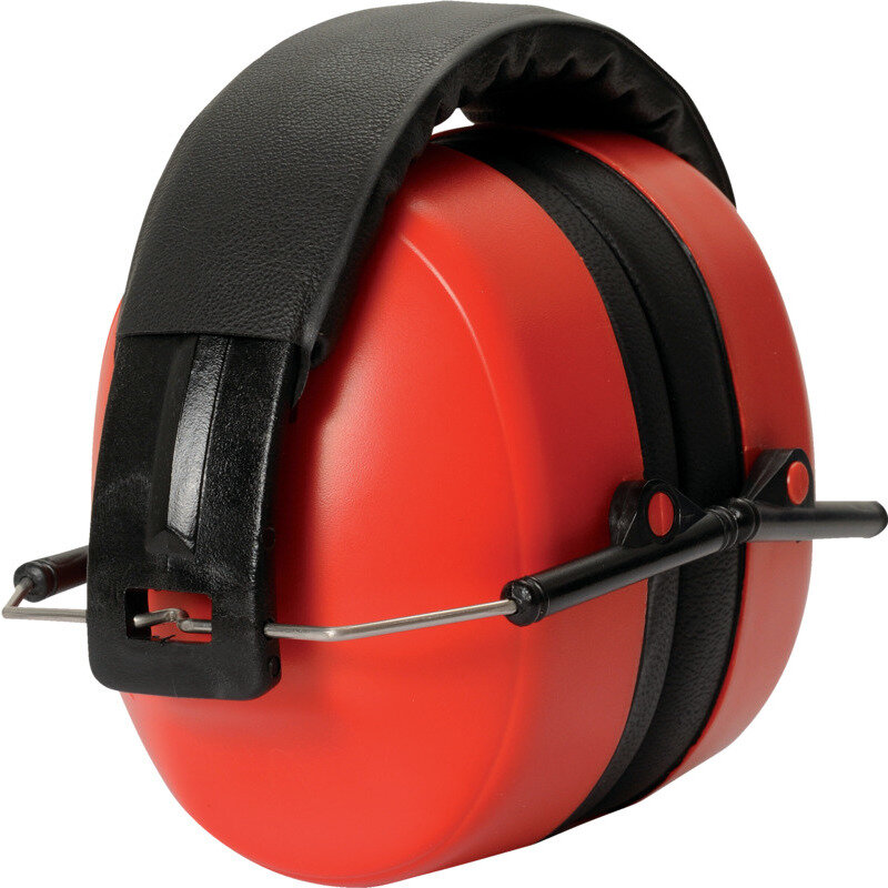 OX-ON Basic høreværn rød