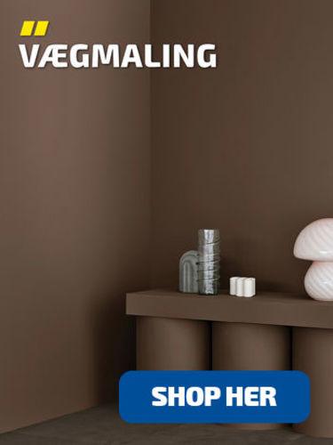 Shop vægmaling