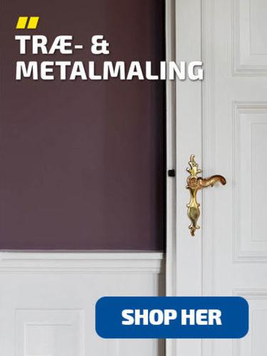 Shop træ- og metalmaling
