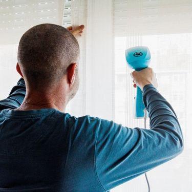 hvordan vasker man gardiner