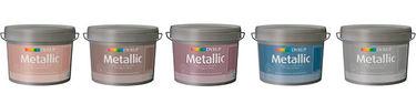 Dyrup Metallic spande