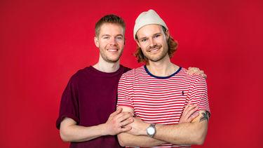 Martin og Lucas