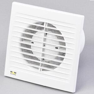 Duka ventilator EL 600 standard Ø100 mm.