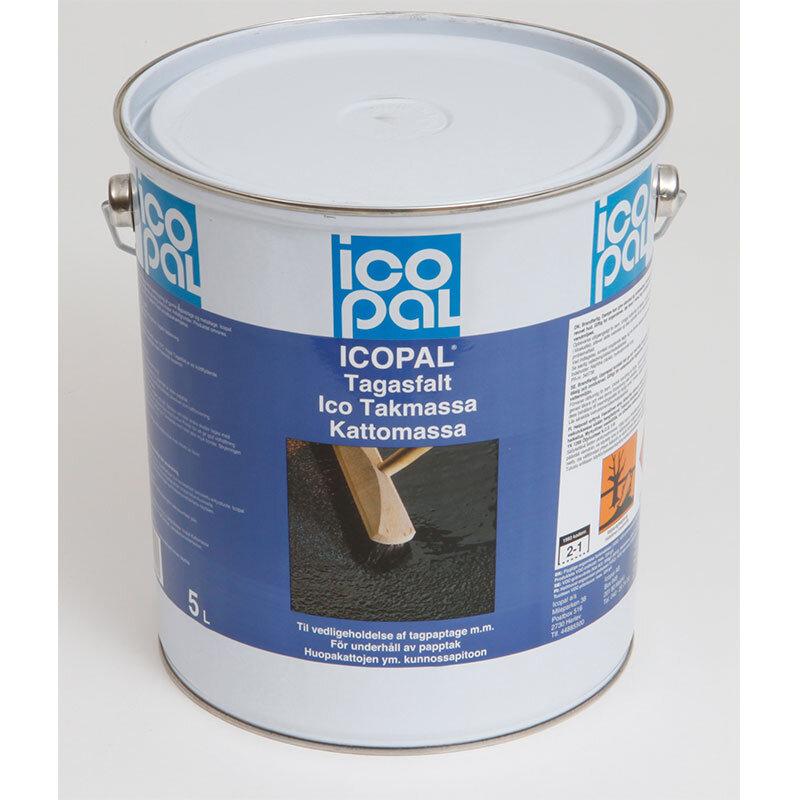 Icopal flydende tagasfalt 5 L