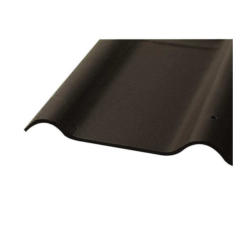 Cembrit Toscana bølgeplade HJ sort 1166x625 mm