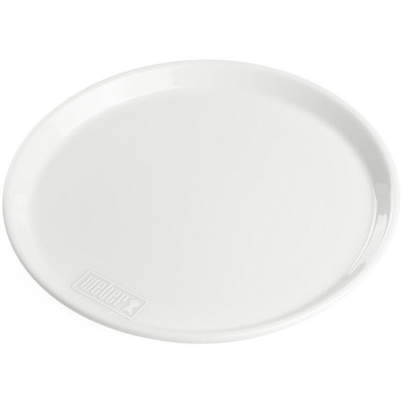 Weber® desserttallerken hvid, Ø20 cm