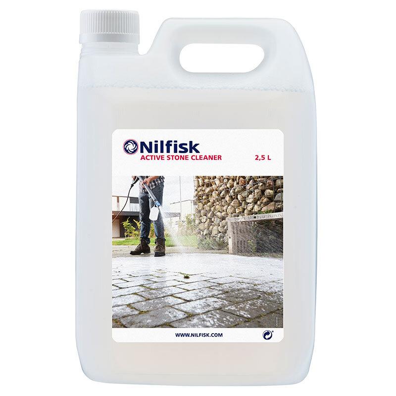 Nilfisk Active Stone Cleaner rengøringsmiddel 2,5 ltr.