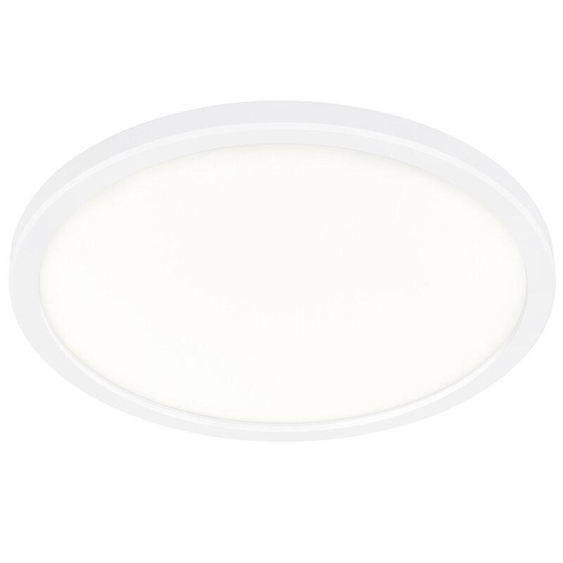 Nordlux Oja 24 2700K LED plafond - hvid