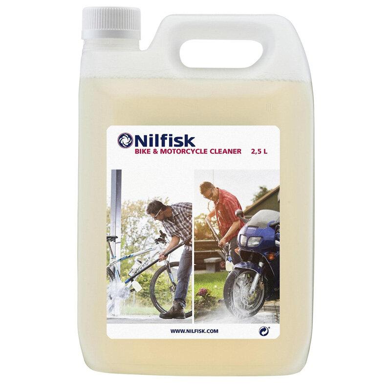 Nilfisk cykel, MTB, motorcykel rengøringsmiddel 2,5 ltr.