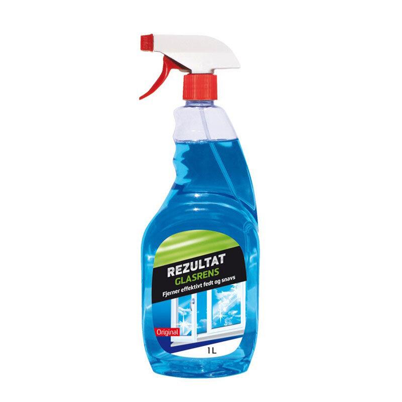 Rezultat glasrensspray 1 liter