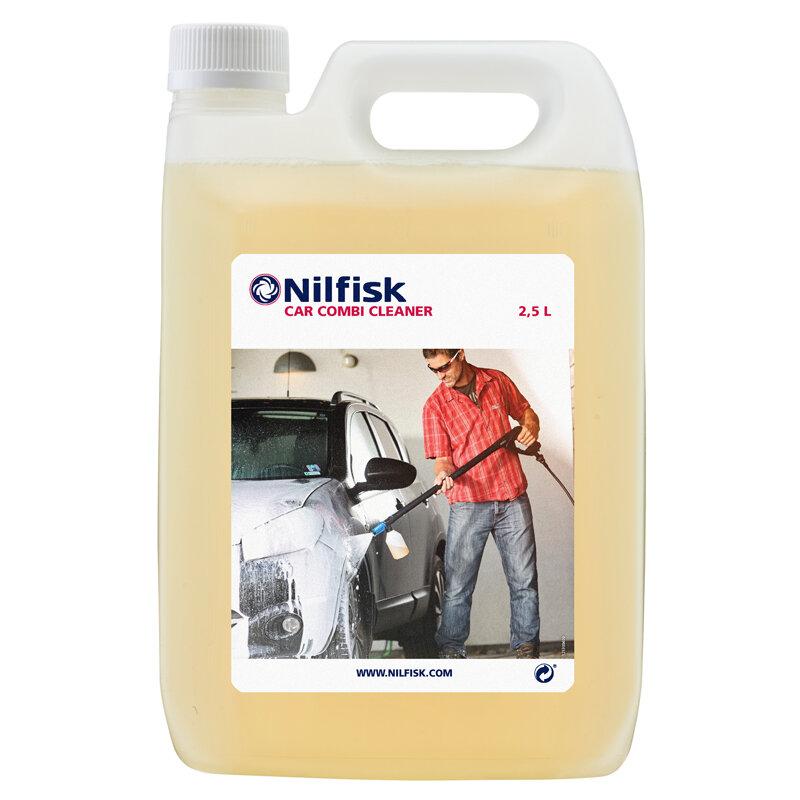Nilfisk combi rengøringsmiddel til bilen 2,5 ltr.