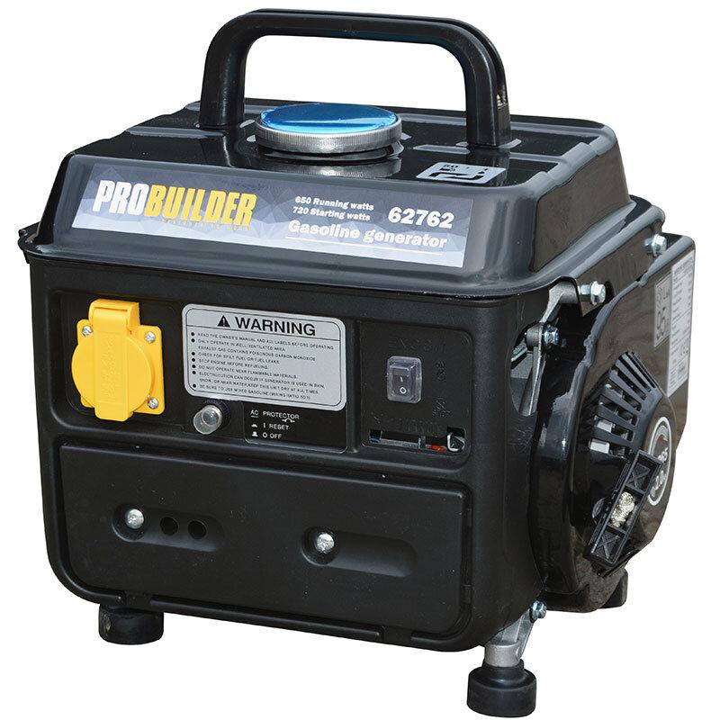 Probuilder generator 720 Watt 63CC