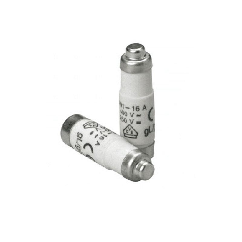 JO-EL sikring 10A Neozed - 5 stk. pakke