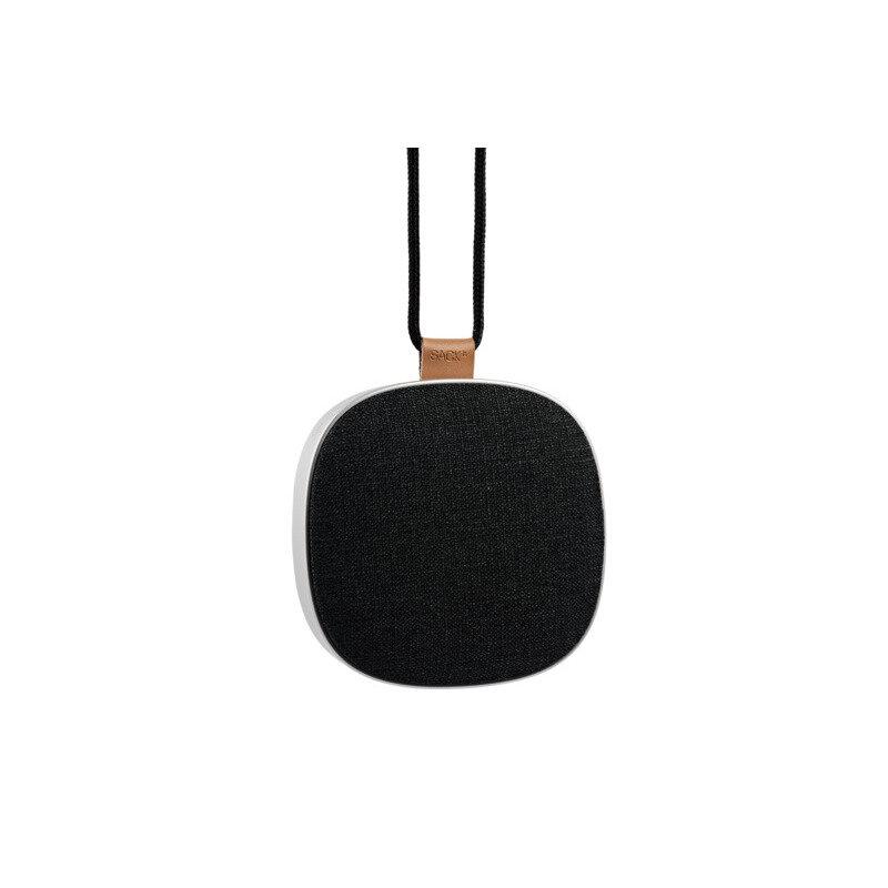SACKit WooFit Go Bluetooth højttaler – Dusty Black