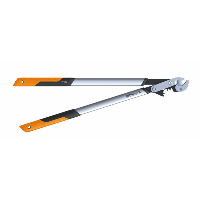 Fiskars PowerGear X grensaks i stål m/udv., ms, L 80 cm, LX99