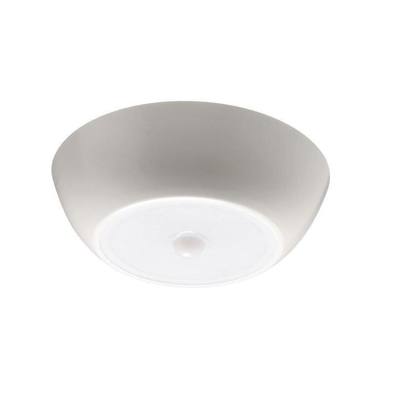 MrBeams batterilampe LED med sensor ultrabright - hvid
