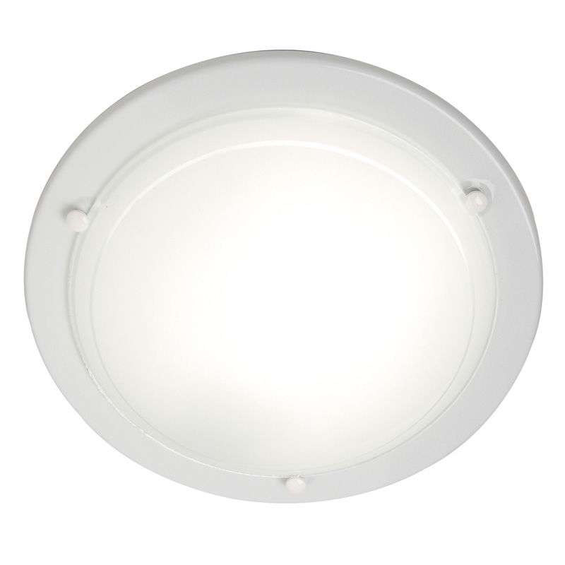 Nordlux Spinner plafond - hvid