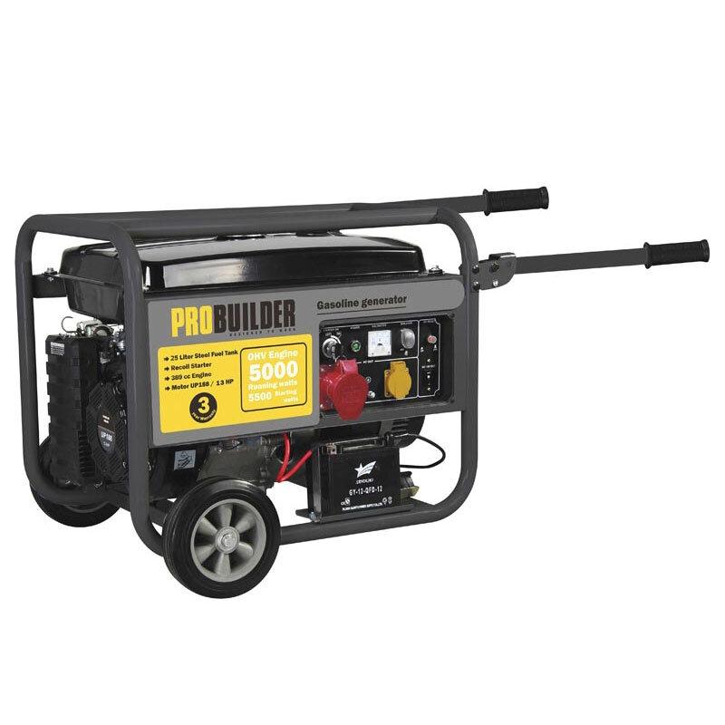 Probuilder generator 5500 Watt 389CC