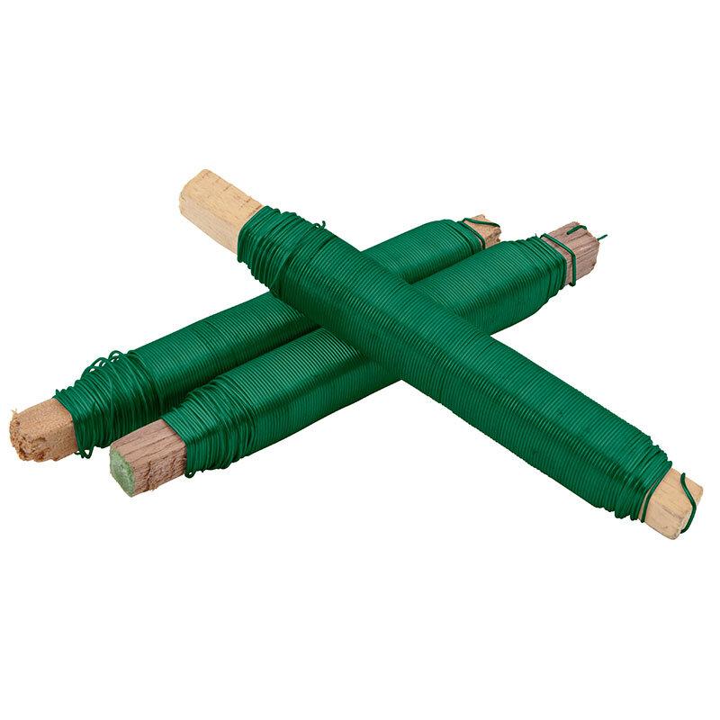 Grouw bindetråd 40 meter - grøn