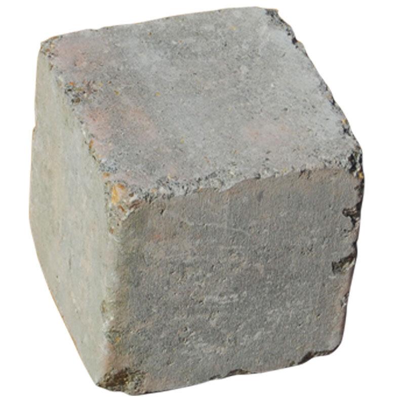Multikant brud 2/3 sten Grå 14x14x14 cm