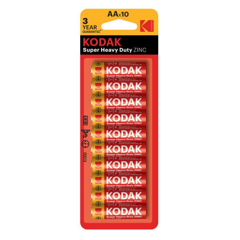 Kodak super heavy duty