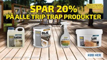 Spar 20% på Trip Trap