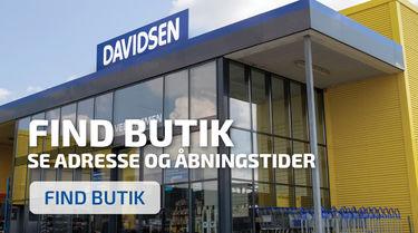 Find Davidsen butik